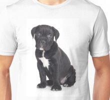 Black Cane Corso puppy Unisex T-Shirt