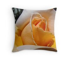look to the heart Throw Pillow