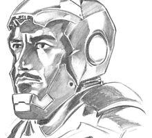 Tony stark by Gaylon Bain