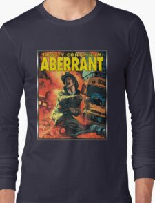 Cover: Aberrant Players Guide Long Sleeve T-Shirt