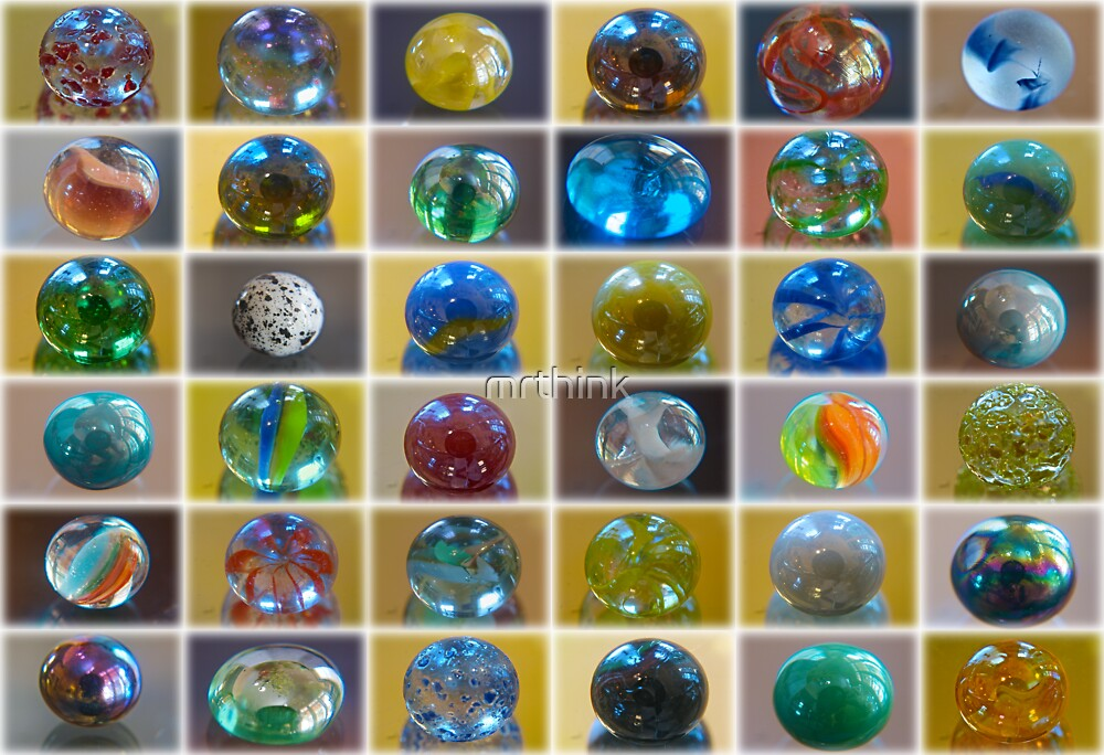Marbles by mrthink