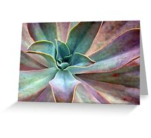 Organic Beauty Greeting Card