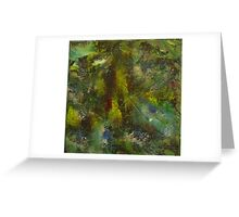 """""""Entrance To Cave"""" Greeting Card"""