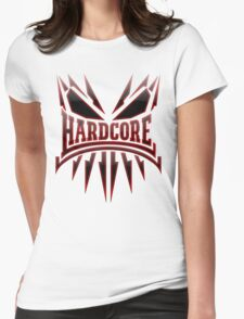 Hardcore TShirt - Red DarkEdge T-Shirt