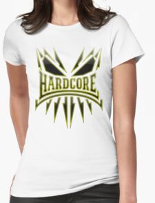 Hardcore TShirt - Yellow DarkEdge T-Shirt