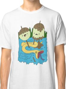 Adventure Time - PB Rock shirt Classic T-Shirt