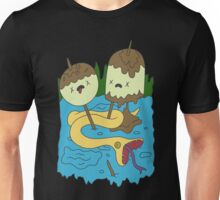 Adventure Time - PB Rock shirt Unisex T-Shirt