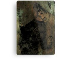 A Somewhat Dramatic Moment Metal Print