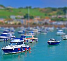 Gorey Harbour, Jersey by KAPgsy