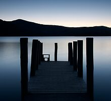 Ashness Jetty by Jeanie
