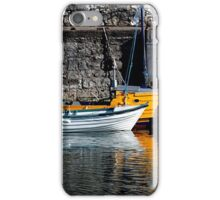 Carnlough Harbour iPhone Case/Skin