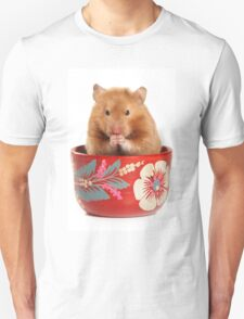 Funny red-haired hamster T-Shirt