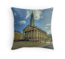 St Andrews Square Throw Pillow