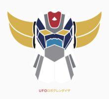 UfoRobot Kids Tee