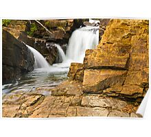 Ticonderoga Waterfalls Poster