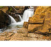 Ticonderoga Waterfalls Photographic Print