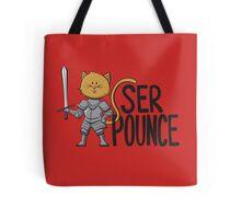 Ser Pounce Tote Bag