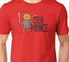 Ser Pounce Unisex T-Shirt