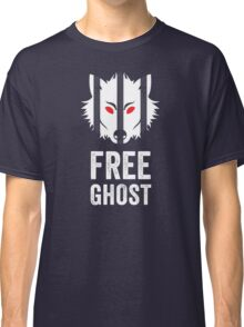 Free Ghost Classic T-Shirt
