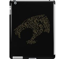 Thundercats (For Darker Shades) iPad Case/Skin