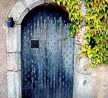 Crathes Castle Door by Smaxi