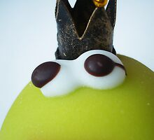Frog cake by Paola Svensson