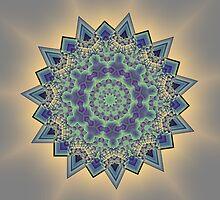 Blue Brilliance by Tammy Miller
