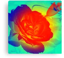 The Days Of Wine And Roses-  Art + Products Design  Canvas Print