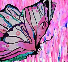Butterfly by Saundra Myles