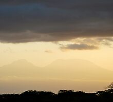 Mount Kilimanjaro by hybaby