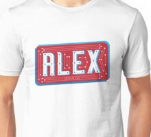 Alex Design Co. - Type Print #1 Unisex T-Shirt