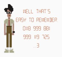 The IT Crowd – 0118 999 881 999 119 725 …3 by PonchTheOwl