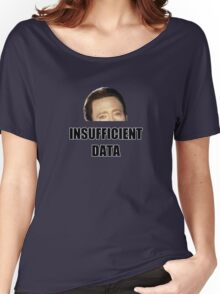 INSUFFICIENT DATA Women's Relaxed Fit T-Shirt