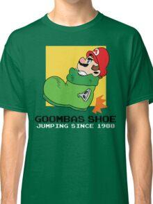 Super Mario - Goomba's Shoe Classic T-Shirt