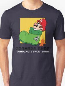 Super Mario - Goomba's Shoe Unisex T-Shirt