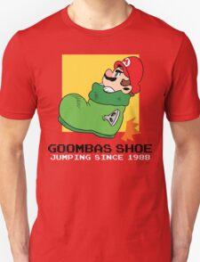 Super Mario - Goomba's Shoe T-Shirt