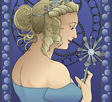 Glinda the Good by MeliaAnn