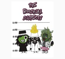 The Booshual Suspects by DesperationUK