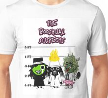 The Booshual Suspects Unisex T-Shirt