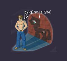 Brony Inside Unisex T-Shirt