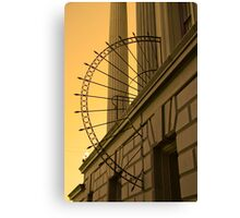 Architectural Element Canvas Print