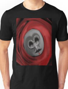 blood mask Unisex T-Shirt