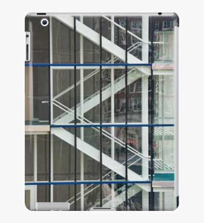 Garage Stairs iPad Case/Skin