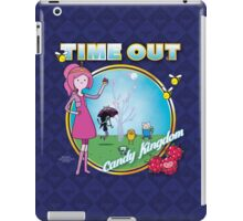 Time Out: Candy Kingdom iPad Case/Skin