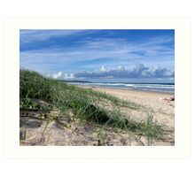 SEVEN MILE BEACH ~ Lennox Head Art Print