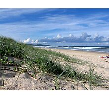 SEVEN MILE BEACH ~ Lennox Head Photographic Print