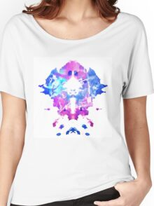 Watchmakers Ink Blot Women's Relaxed Fit T-Shirt