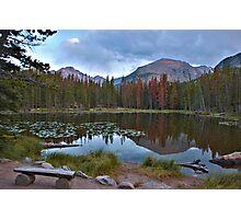Rocky Mountain Reflection Photographic Print