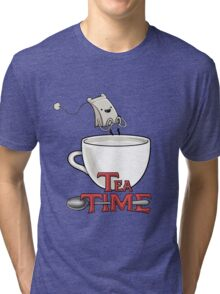 Tea Time! Tri-blend T-Shirt