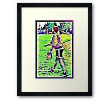 Grand Pastel Framed Print